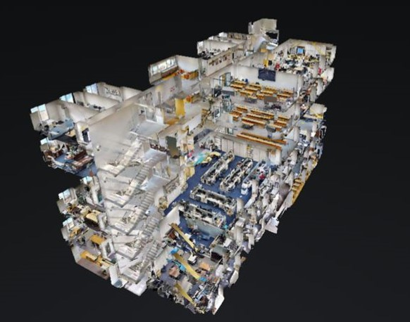 IST3Dバーチャルマップ